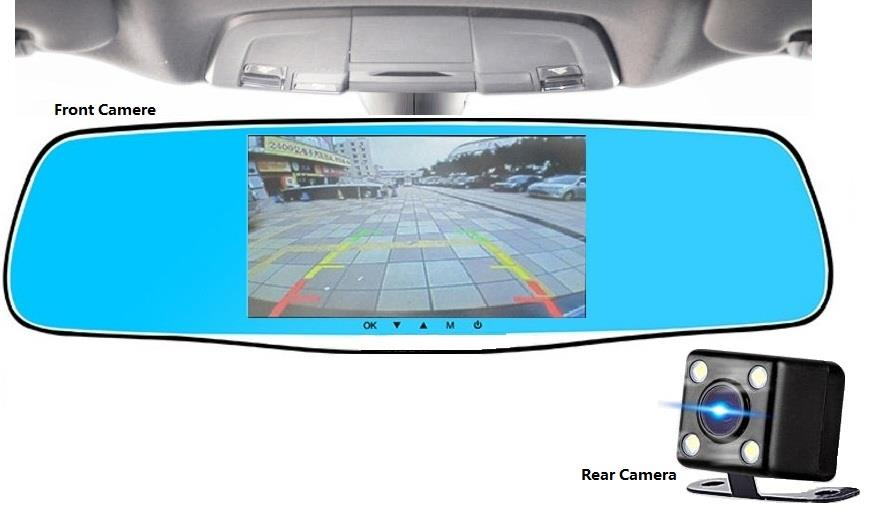 Full Hd 1080p Rear View Mirror 5 I End 3 24 2019 10 42 Pm