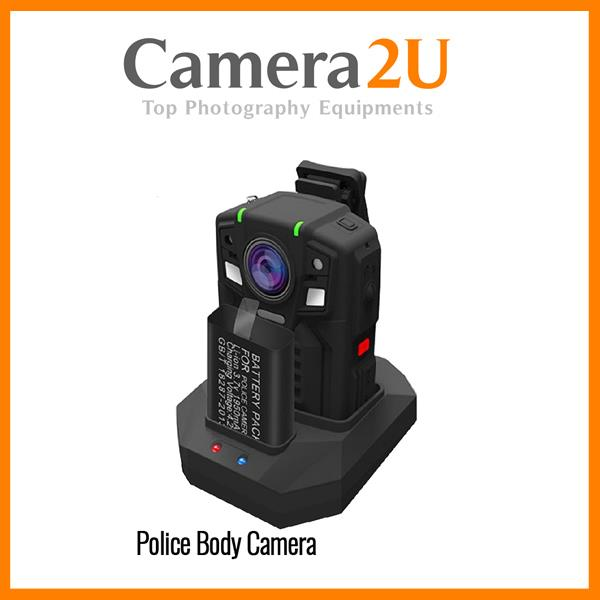 Full HD Body Worn Camera with Night Vision
