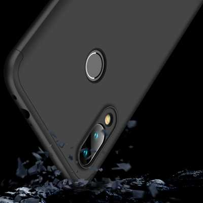 Full Protective Phone Case for Xiaomi Redmi Note 7 (BLACK)