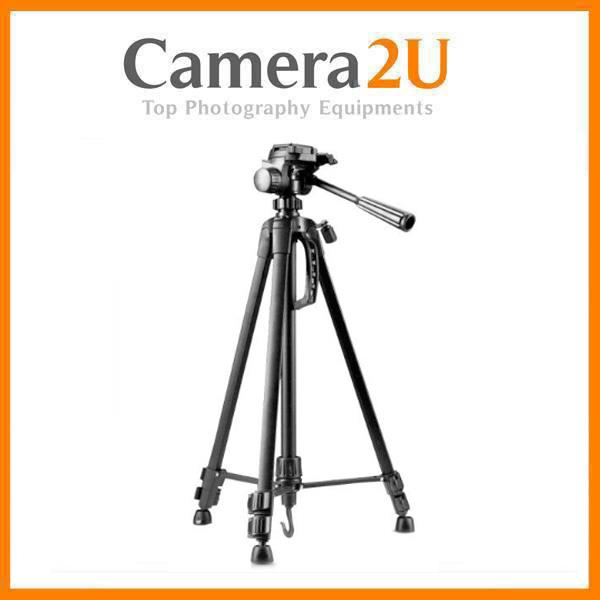 Full Size Tripod For DSLR Digital Camera Video Camcorder T3520