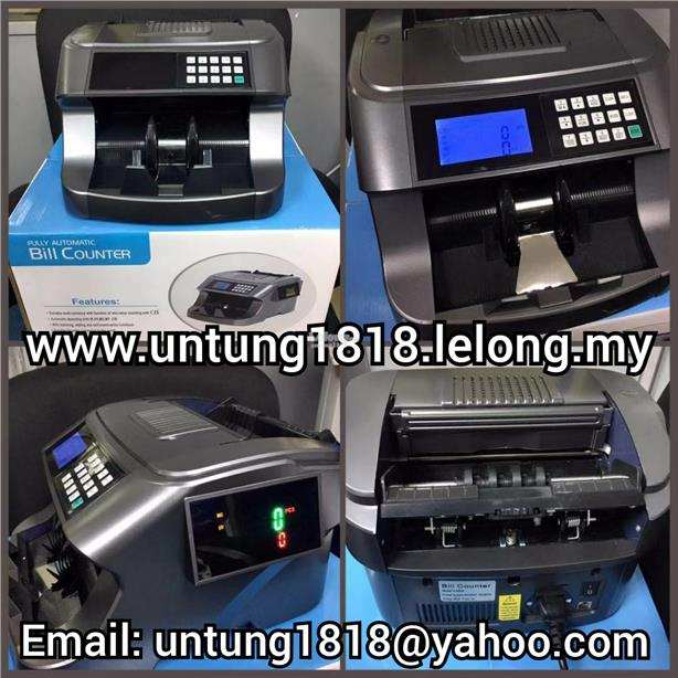 FULLY AUTOMATIC BILL COUNTER COUNTING MACHINE