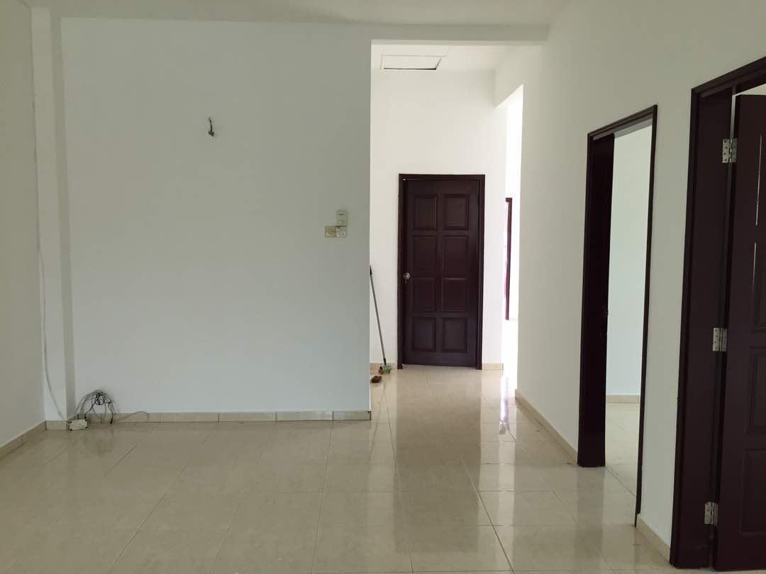 Fully Furnished Apartment at Jalan Ong Kim Wee ,Gajah Berang Melaka