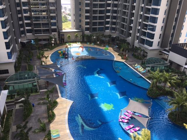 NEW Fully Furnshied Atlantis Residence ,Kota Laksamana Melaka