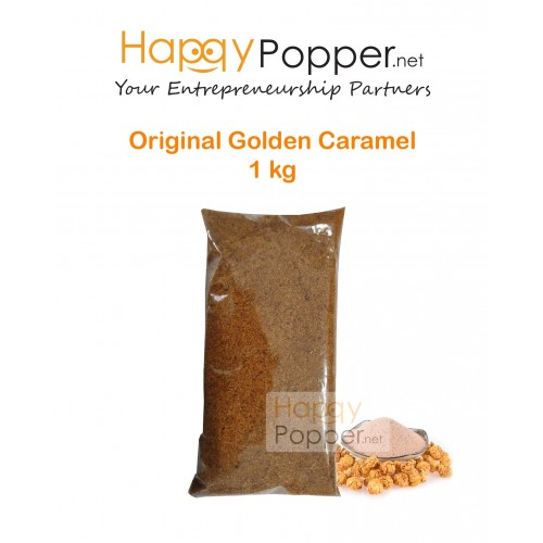 FULLY GOLDEN CARAMEL 1 KG