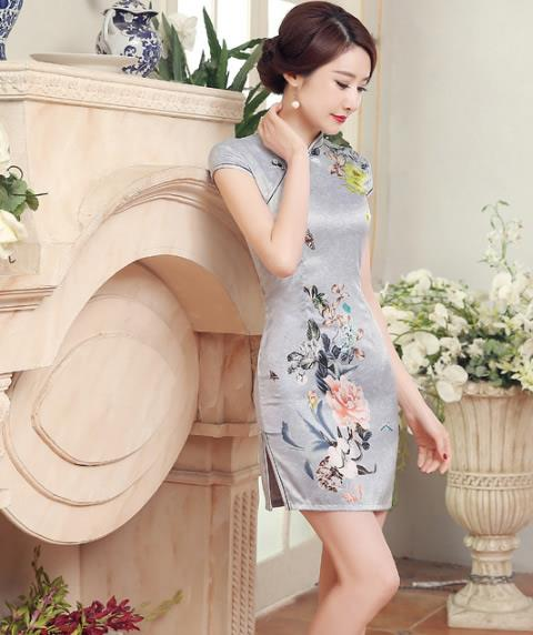 **Fundeal**Moon In the East Chinese Dress Q01279 ~ S, M, L, XL, XXL