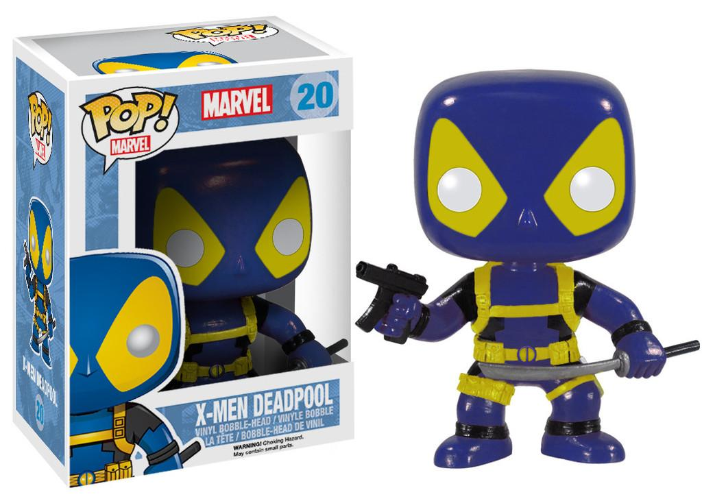 Funko Marvel #20: X-Men Deadpool