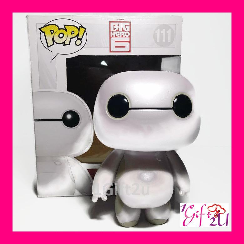 Funko POP Big Hero6 Baymax Original Figure