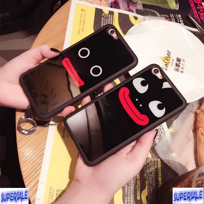 Funny Cartoon Silicone Casing Case Cover for Vivo V5 Plus (aka X9)
