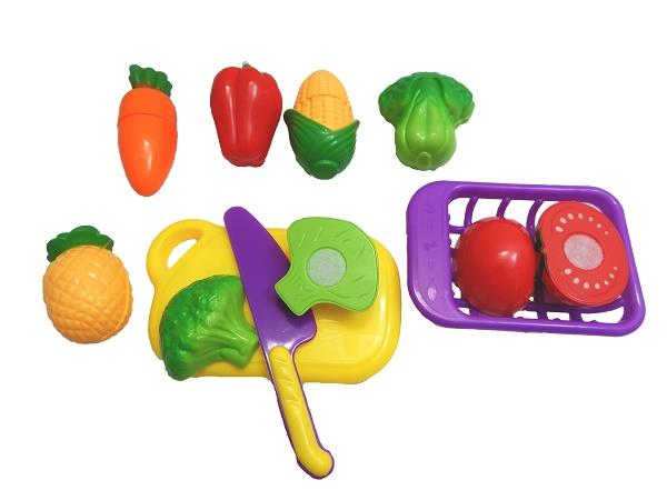 Funny Food Vegetables Set (For Ages 3 Years +)