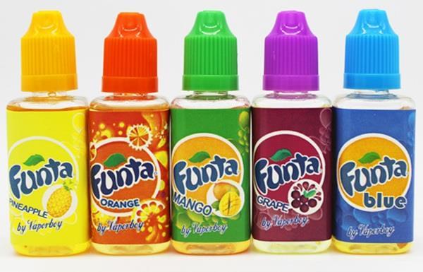 Funta Juice 6mg 30ml Flavor E Liquid (end 12/1/2019 3:02 AM)