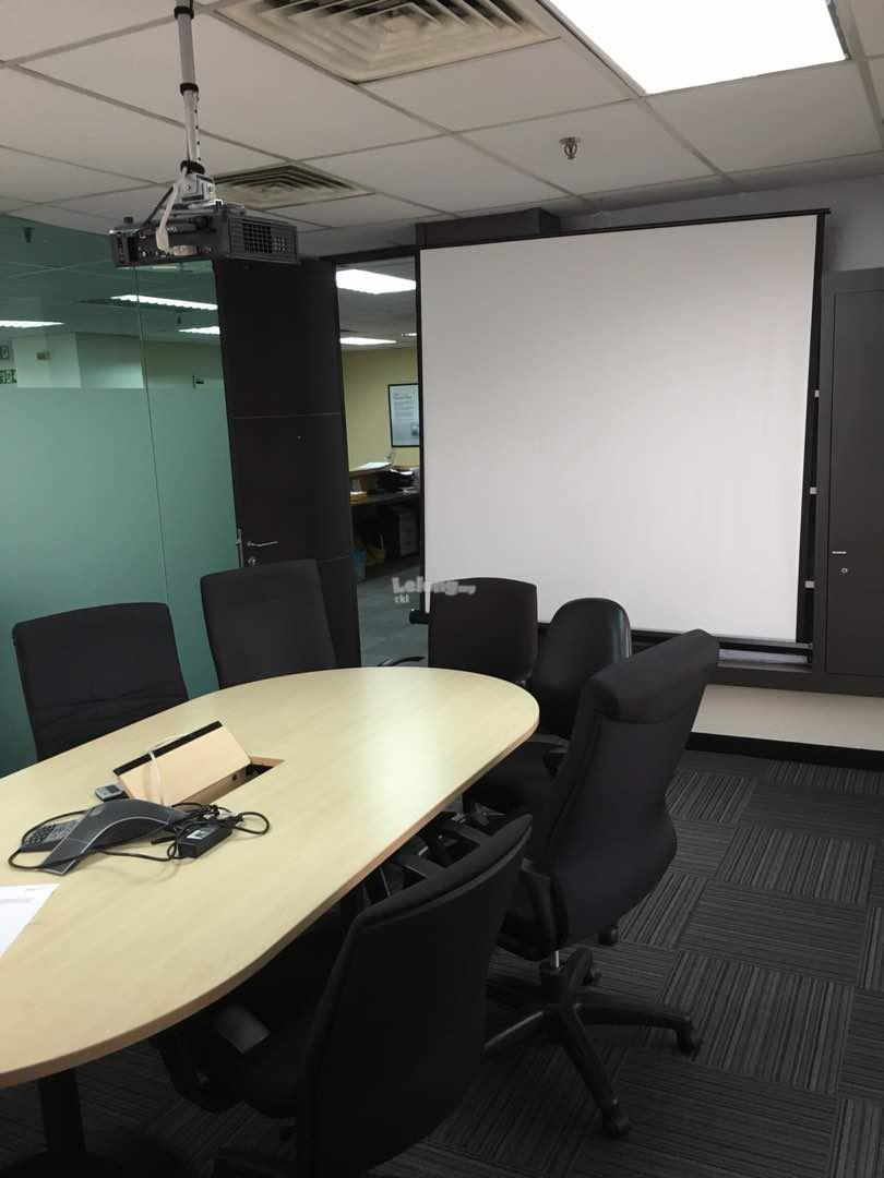 Furnished & Renovated Office 2800sf @ Menara Atlan (FKA Naluri) office