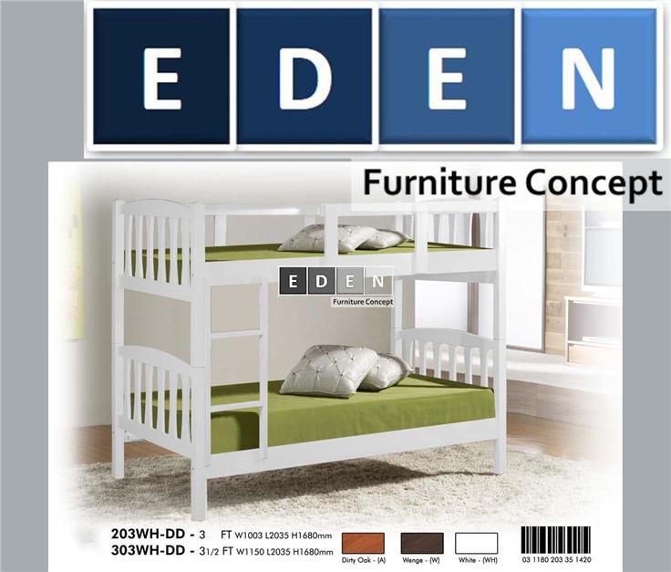 Furniture Johor Bahru Leather Sofa: Bedroom: Bunk Bed Malaysia