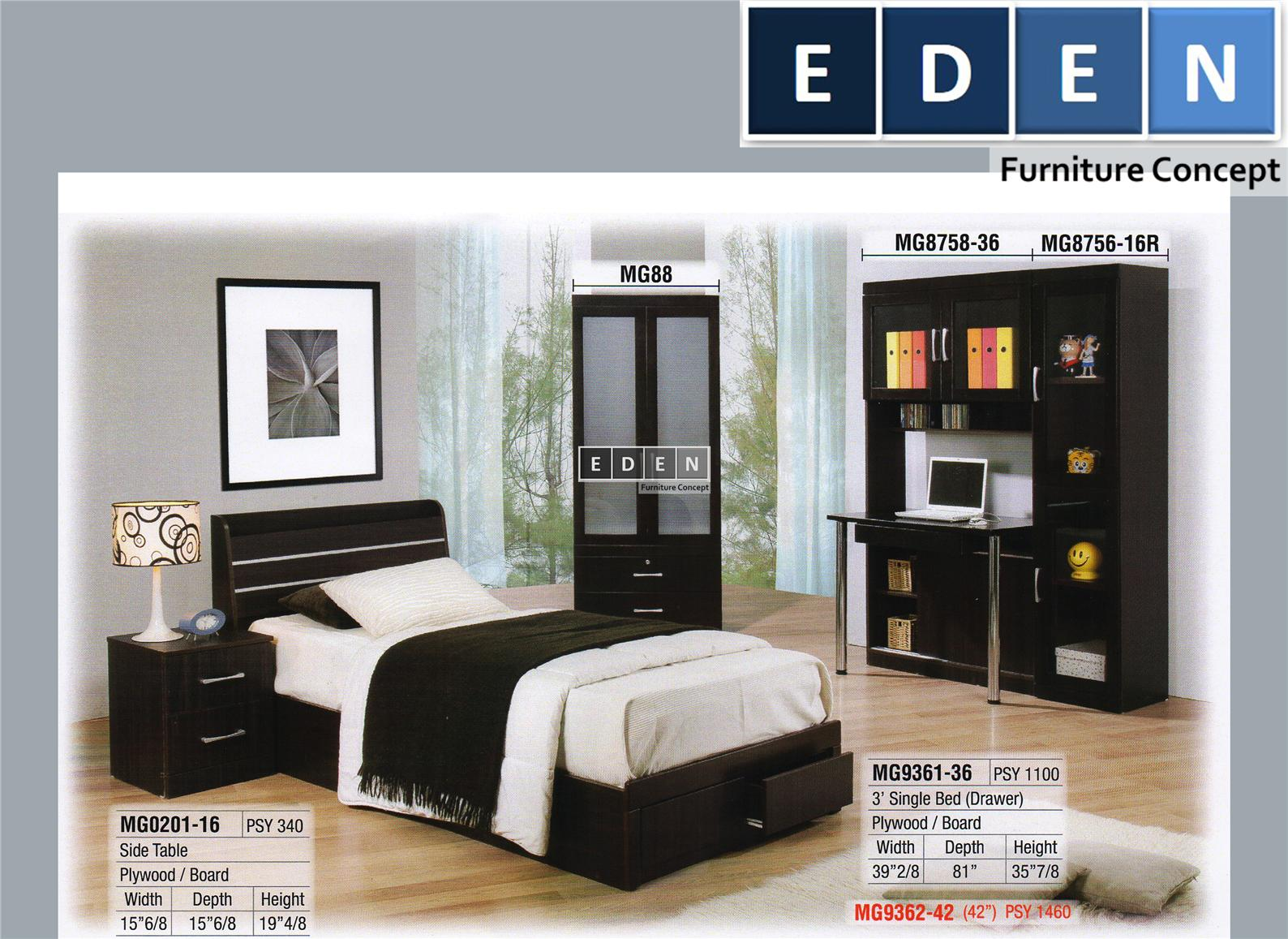 Furniture Bedroom Set Malaysia
