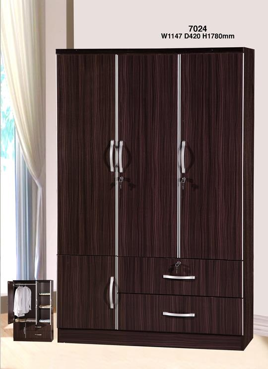 FURNITURE MALAYSIA | BEDROOM WARDROBE (end 6/4/2017 4:15 PM)