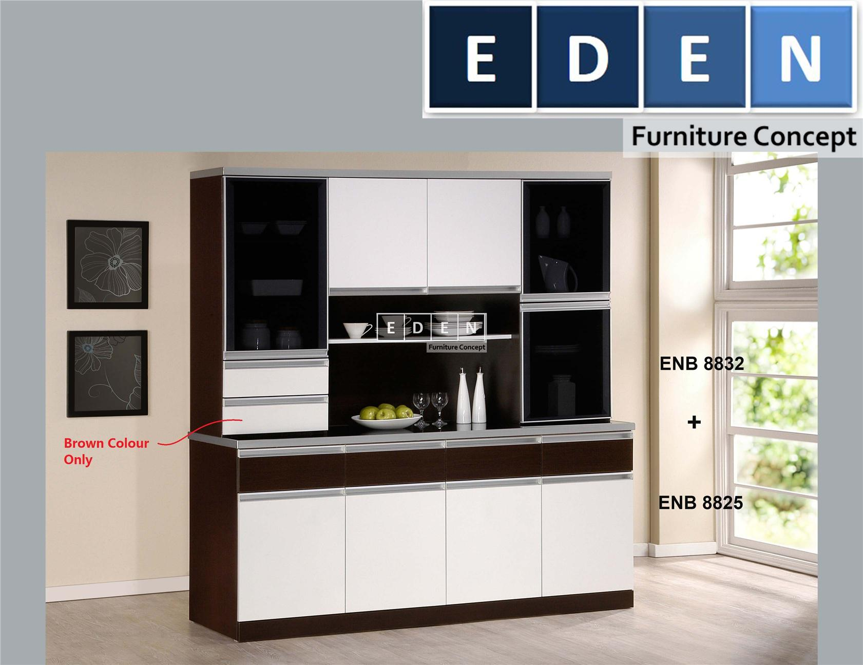 Furniture Malaysia Kitchen Cabinet Kabinet Dapur 8825s