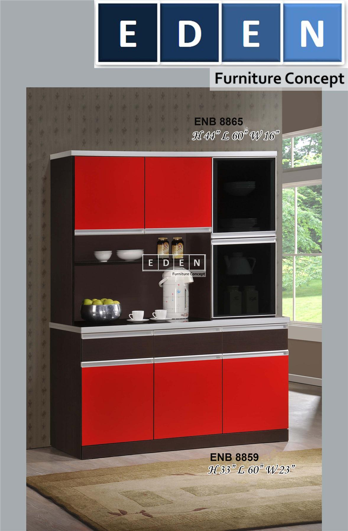 Furniture Malaysia Kitchen Cabinet Kabinet Dapur 8859s