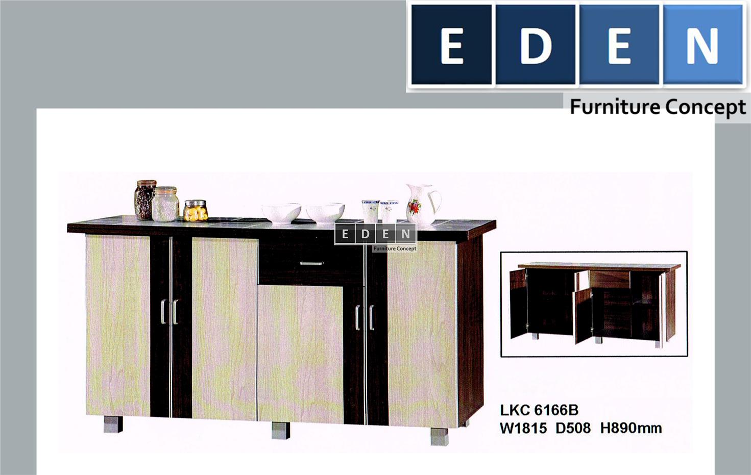 FURNITURE MALAYSIA | KITCHEN CABINET | KABINET DAPUR LKC6166