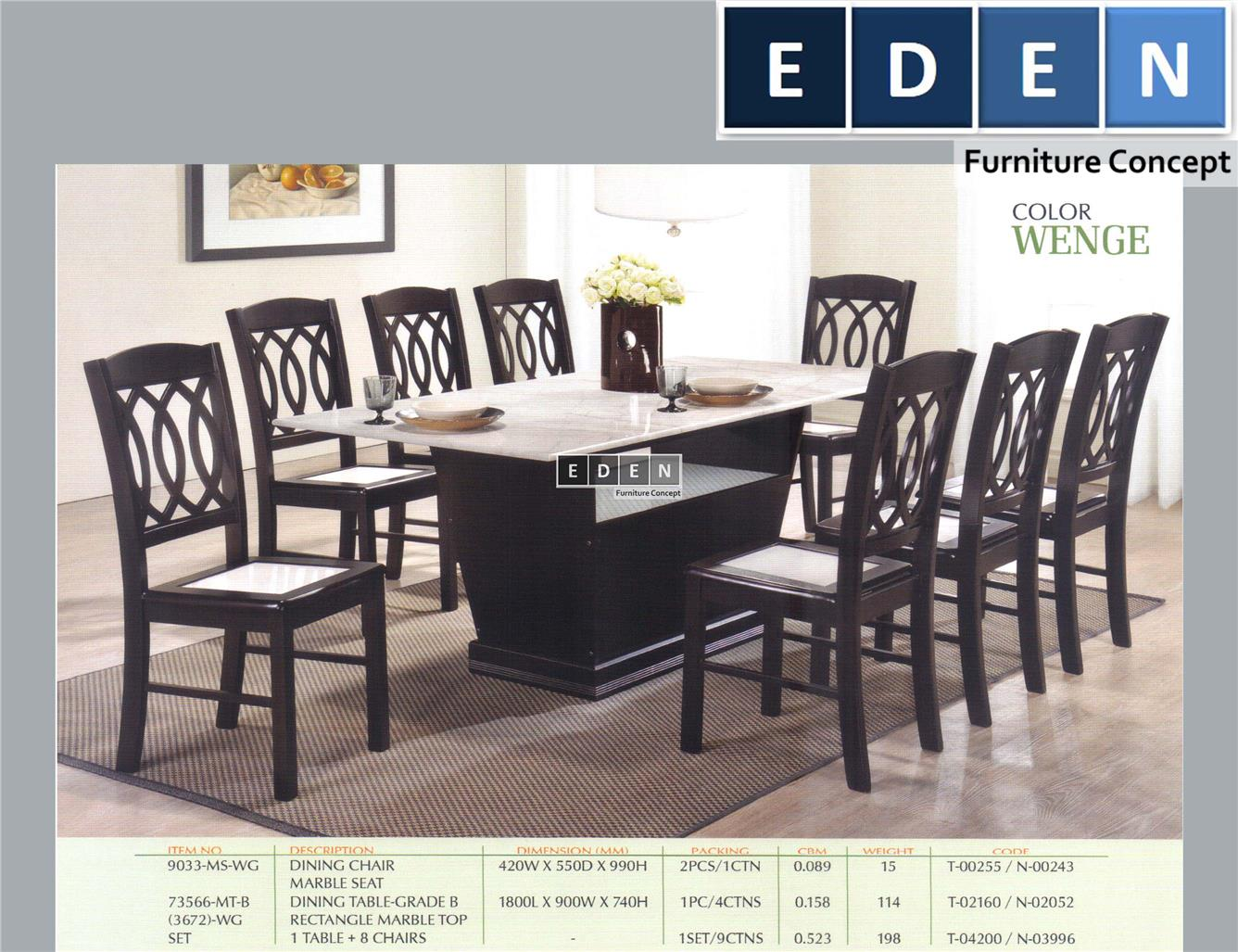Marble Top Dining Table Set Malaysia Thepinksquirrels : furniture malaysia kitchen dining table meja makan 73566s kykstore 1506 04 KYKstore4 from thepinksquirrels.com size 1336 x 1027 jpeg 192kB