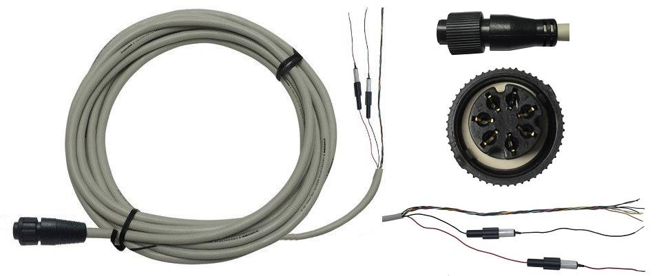 Furuno 7 Pin Power Cable for GP30 GP (end 9/1/2018 12:00 AM)