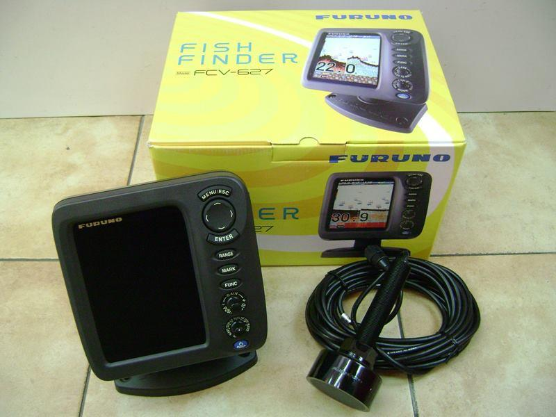 Furuno fcv 627 color lcd fish finde end 11 1 2017 12 00 am for Fish finders on sale