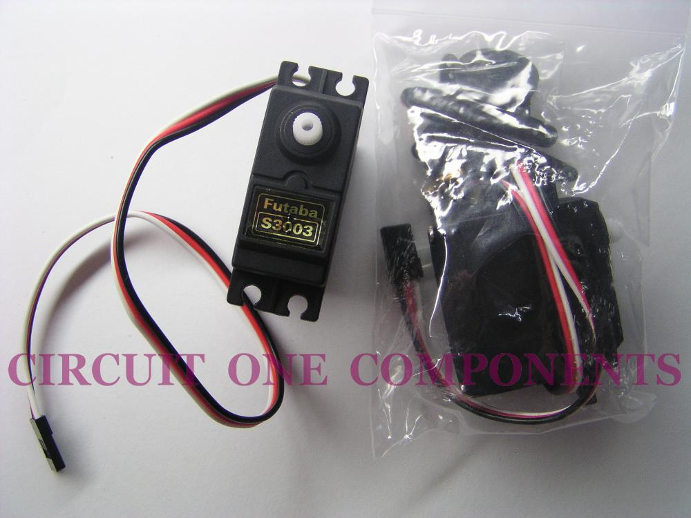 Futaba S3003 3.2kg Servo for Arduino Robotic - Each