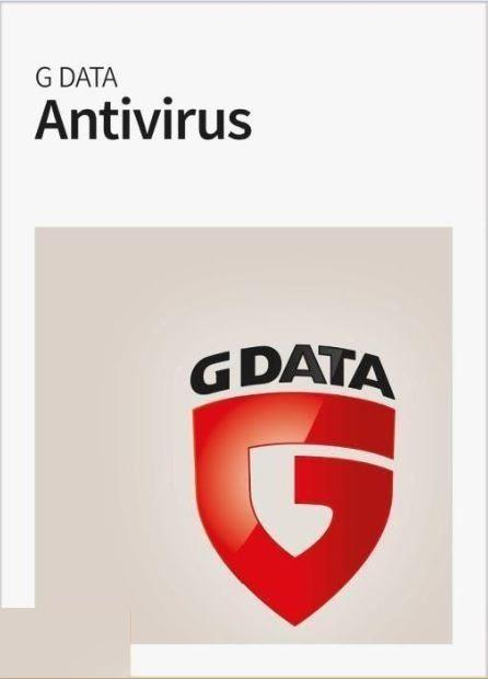 G Data Antivirus Internet Total Security 2019 Windows PC Original