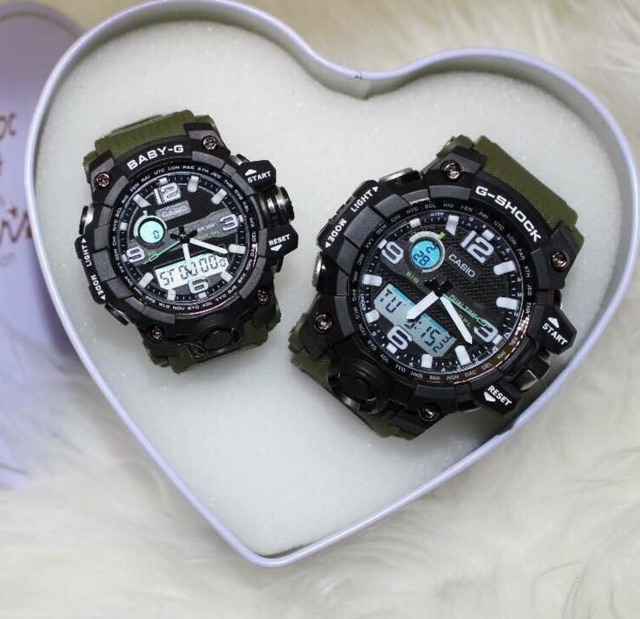 G SHOCK COUPLE WATCHES