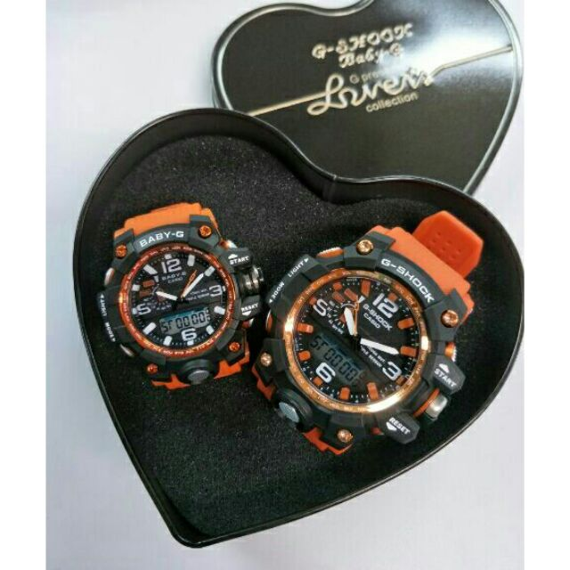 G SHOCK COUPLE WATCHS