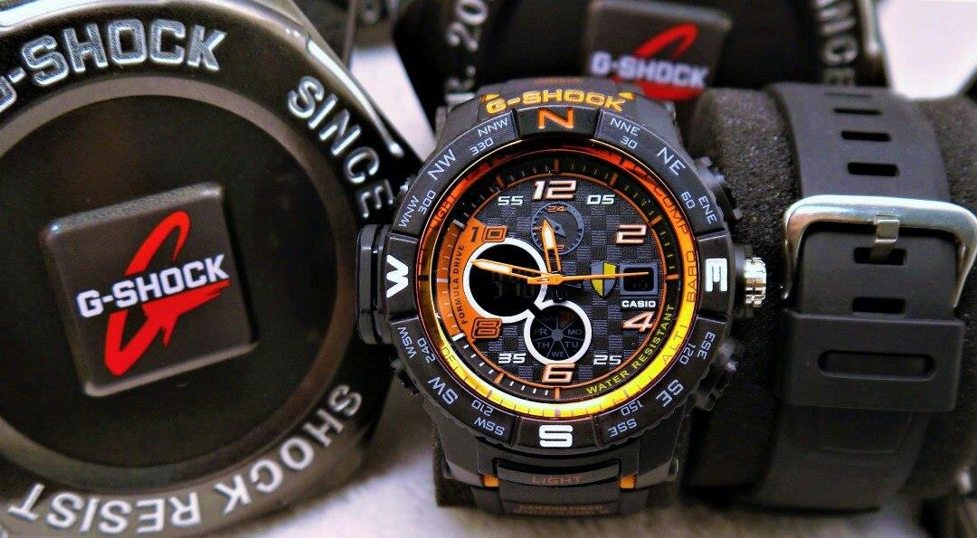 G-SHOCK F1 LIMITED EDITION WATCH (end 8/4/2019 8:15 PM)