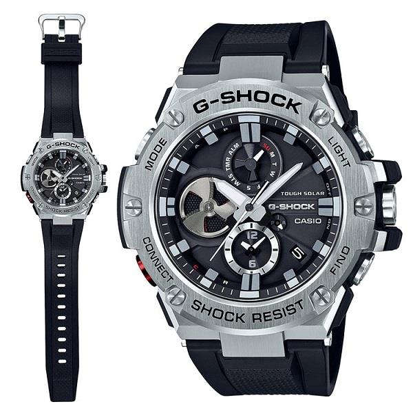 G-SHOCK G-STEEL GST-B100-1A GST-B100-1AER GST-B100-1AJF (From Japan)