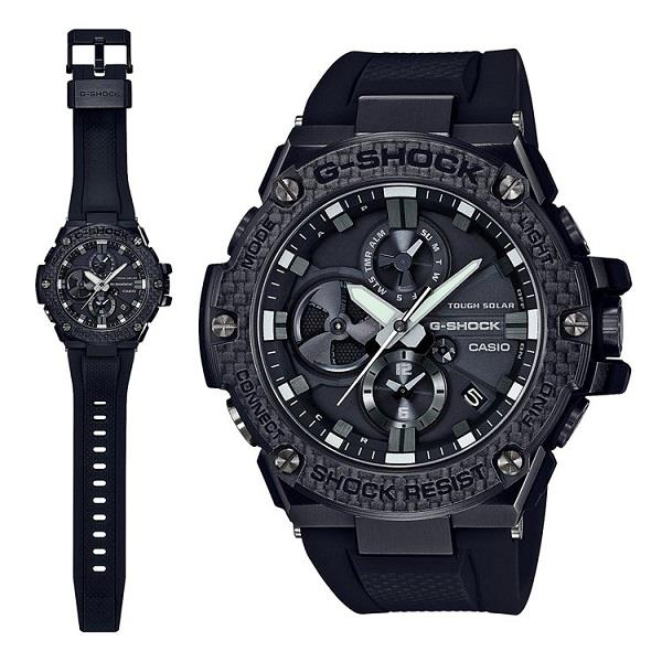 G Shock G Steel Gst B100x 1a Gst B100x 1adr Men Watch Japan