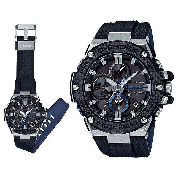 G-SHOCK G-STEEL GST-B100XA-1A GST-B100XA-1ADR Men Watch