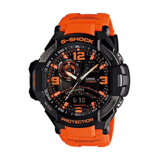 G-SHOCK GravityMaster GA-1000-4A GA-1000-4ADR GA-1000-4AER Men Watch