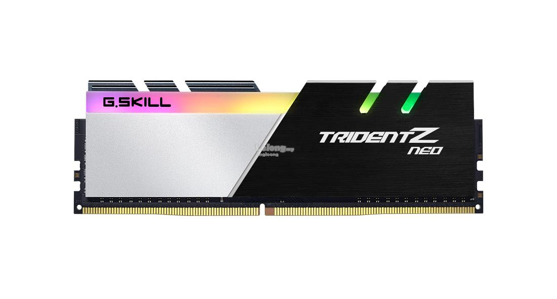 # G.SKILL Trident Z Neo 16GB (2X8GB) 3600MHz DDR4 CL16 Kit # For AMD