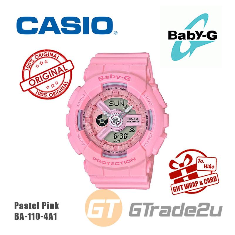 fe70ce0bd969 G-ZONE] CASIO BABY-G BA-110-4A1 Di (end 5/10/2021 12:00 AM)