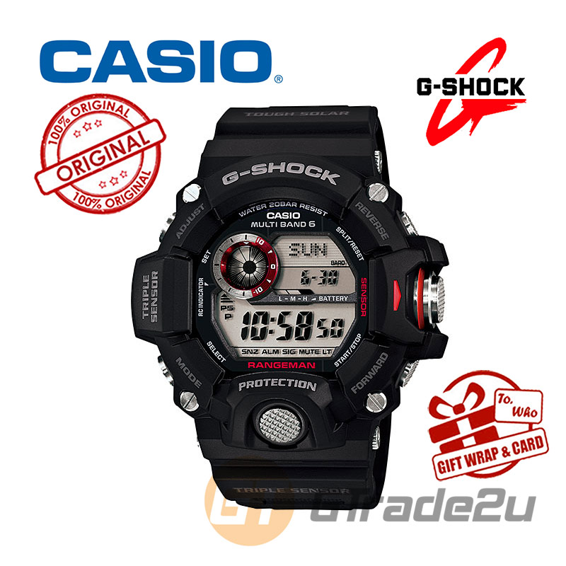 G-ZONE  CASIO G-SHOCK GW-9400-1 RA (end 5 10 2021 12 00 AM) 24f682377