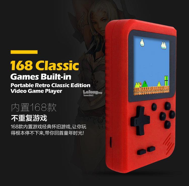 G1 Retro Mini 168 games 8 bit 3