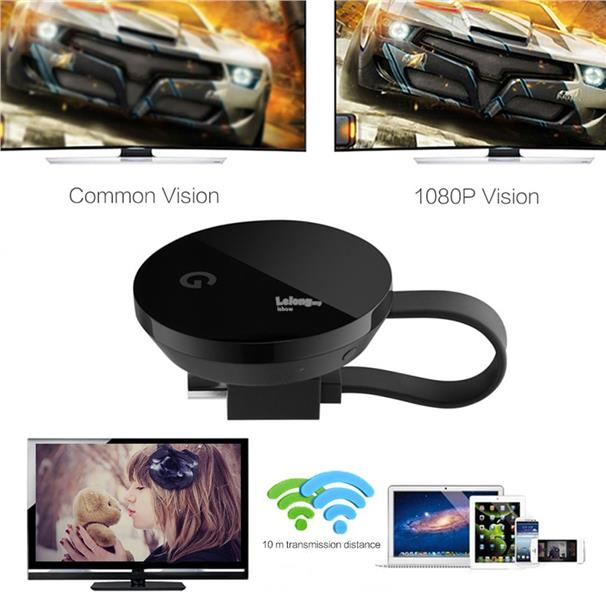 G5 Wireless WiFi Display Dongle HD 1080P Display HD TV Dongle For Goog