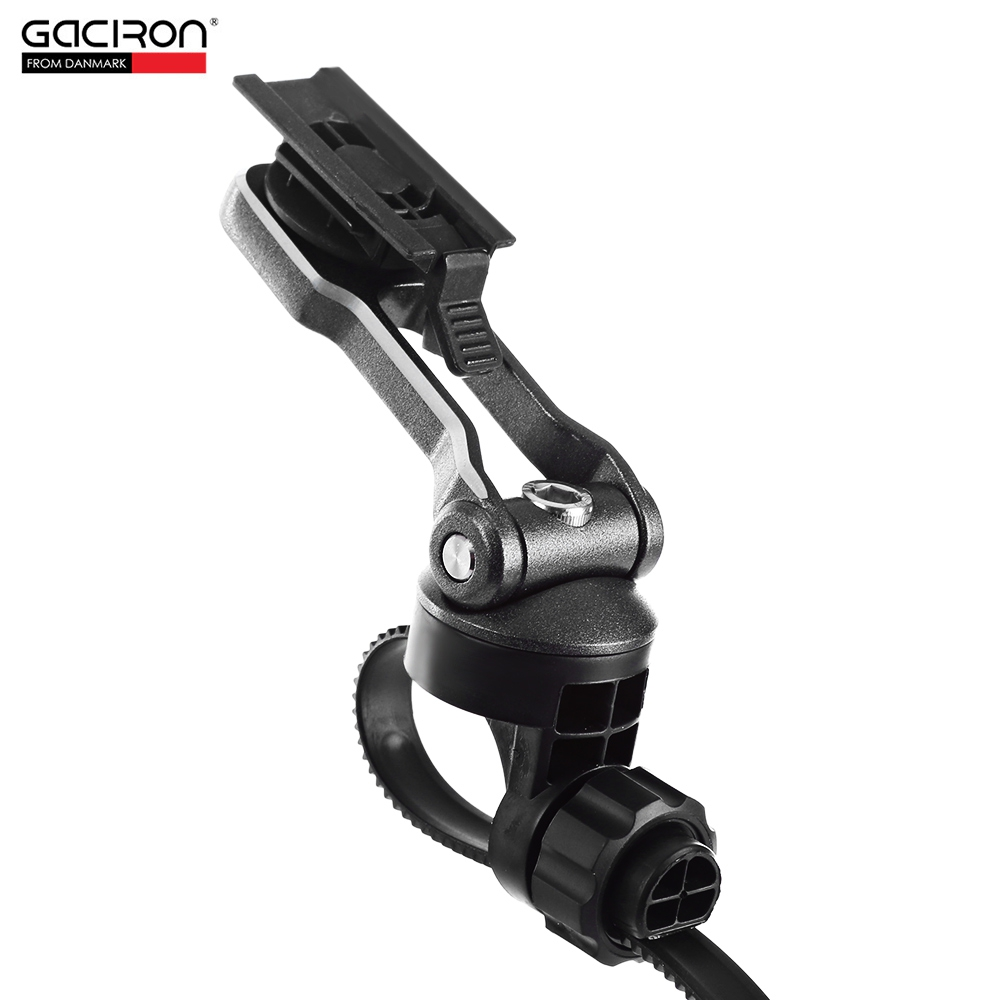 GACIRON LIGHTWEIGHT PHONE GPS HANDLEBAR HOLDER MOUNT FOR BIKE BICYCLE