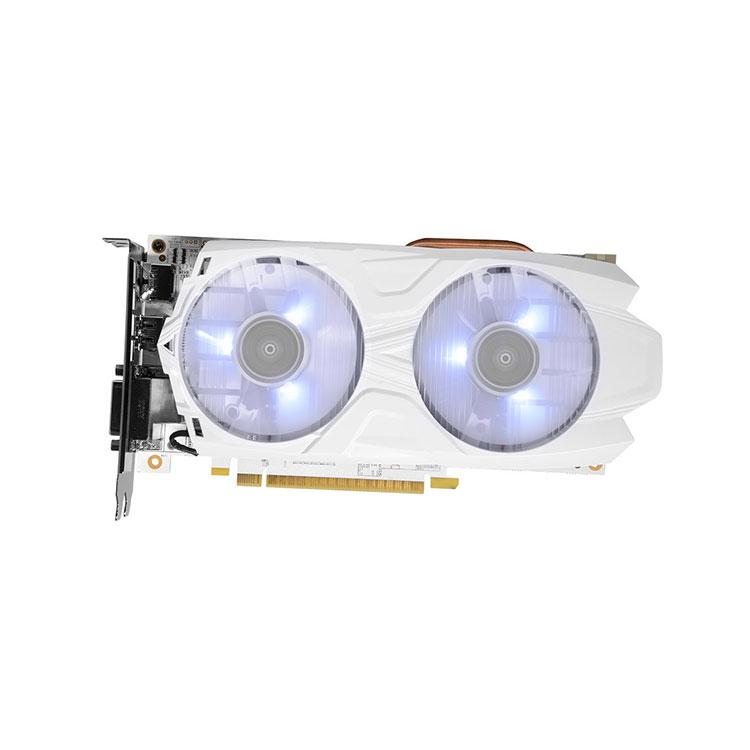 Galax GeForce GTX 1050 TI EXOC White 4GB DDR5 128-Bit GPU