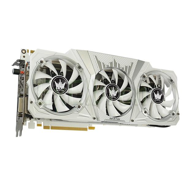 GALAX GEFORCE GTX 1080 HOF 8GB GDDR5X 256BIT PCI-E
