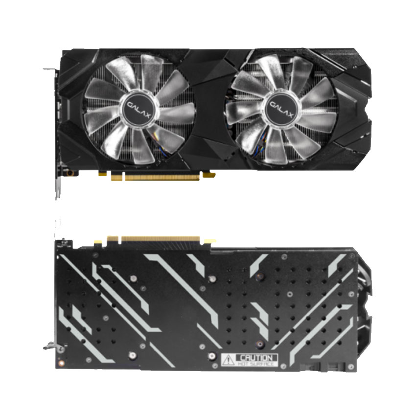 GALAX GeForce® RTX 2070 Super EX (1-Click OC) 8GB Graphics Card
