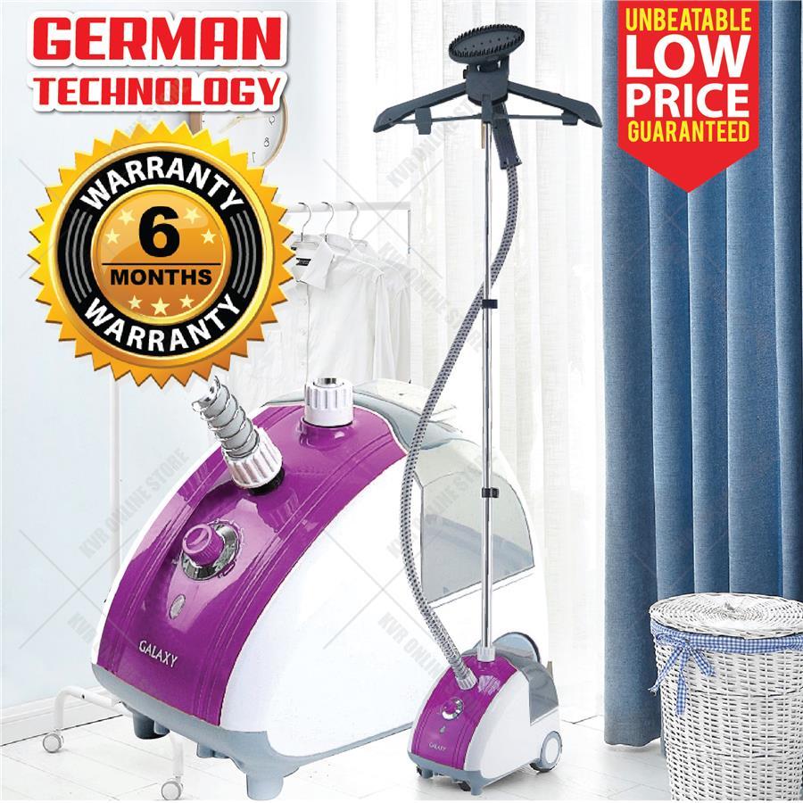 Best Clothes Steamer 2020 Galaxy GL 6206 Garment Steamer Iron (end 9/21/2020 10:15 AM)
