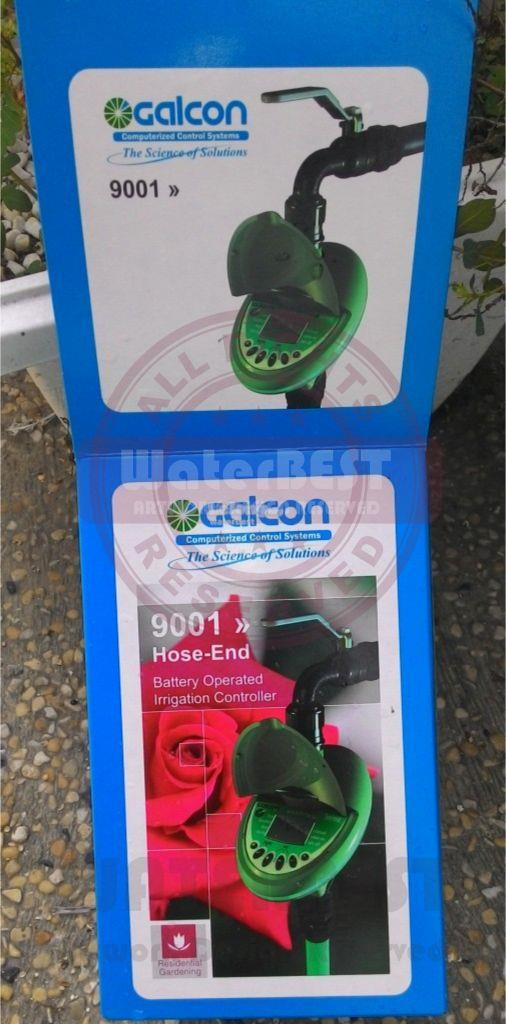 Galcon Automatic Water Timer Controller