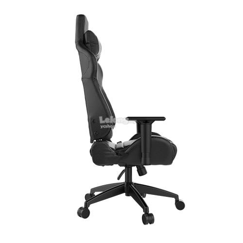 Gamdias ACHILLES Multifunction PC Gaming Chair Black (E1-L-BK)
