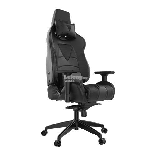 Gamdias ACHILLES Multifunction PC Gaming Chair Black (M1-L-BK)