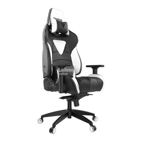 Gamdias ACHILLES Multifunction PC Gaming Chair White (M1-L-WH)