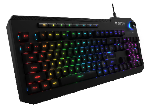 GAMDIAS ARES P2 RGB 3-IN-1 GAMING COMBO KEYBOARD MOUSE MOUSEPAD