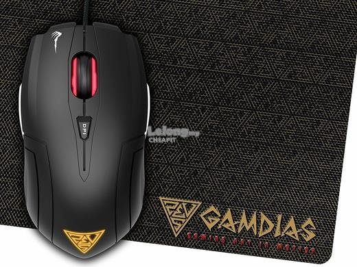 Gamdias DEMETER E1 RGB Optical Gaming mouse | 3200DPI | DEMETER E1