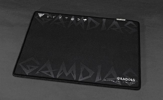 GAMDIAS Mouse PAD NYX CONTROL LARGE (GMM1510)